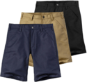RUGGED STRETCH CANVAS SHORT