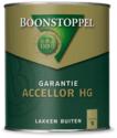 Garantie Accellor HG