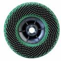 Reinigings Borstel BD-ZB groen