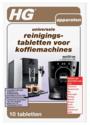 Universele Reinigingstabletten Voor Koffiemachines