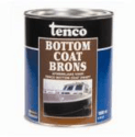BOTTOM COAT TEERVRIJ BRONS