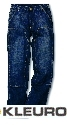 DOUBLE FRONT LOGGER JEANS