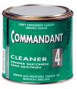 COMMANDANT CLEANER NR. 4