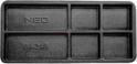 Geprofileerde inlay voor gereedschapskast