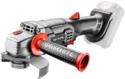 18v accu haakse slijper 115mm zonder accu en lader