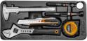 Inlay met gereedschap voor gereedschapskast
