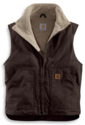 SANDSTONE MOCK NECK BODYWARMER
