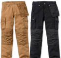 WASHED DUCK MULTIPOCKET PANT