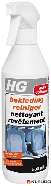Hg bekleding reiniger for Autoreiniging interieur