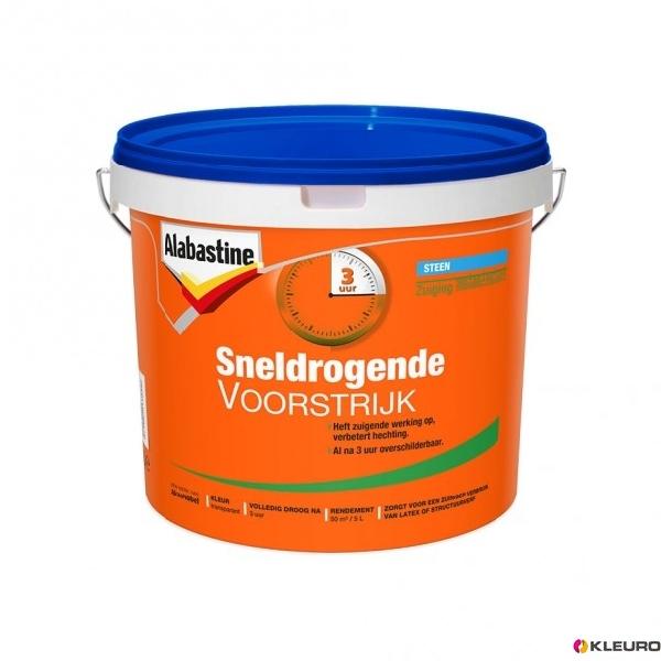 alabastine muurverf 2 in 1 badkamer en keuken | KLEURO.nl